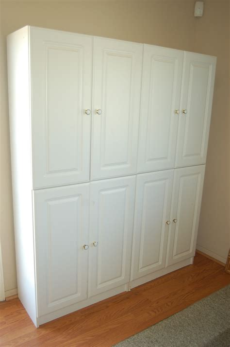white pantry storage cabinet quality white kitchen pantry cabinet storage unit raised