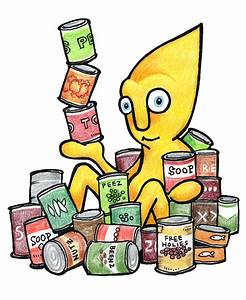 canned food clipart free - Clipground