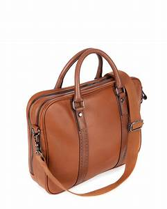 ted baker leather document bag in brown for men lyst With ted baker london leather document bag