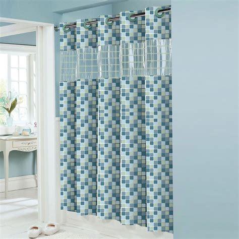 hookless shower curtain liner hookless peva shower curtain decor ideasdecor ideas
