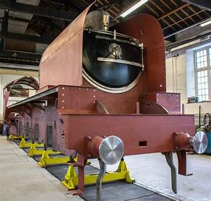 Building the new Gresley class P2 No. 2007 Prince of Wales ...