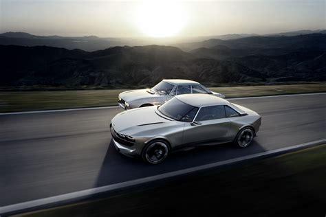 Peugeot Concept by Peugeot E Legend Concept Et Si Le Pass 233 Avait Un Avenir