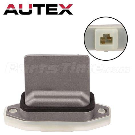 Blower Motor Resistor Transistor For Nissan Trail