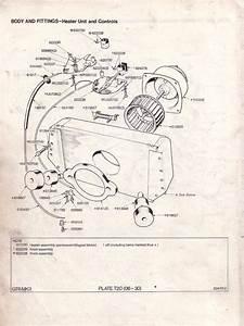 Heater Unit And Controls   Canley Classics