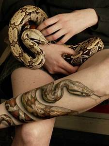 50+ Gorgeous Healing Snake Tattoo designs and ideas ...