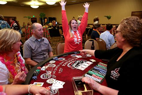How Much Is A Casino Party? Team Casino Parties Any Size