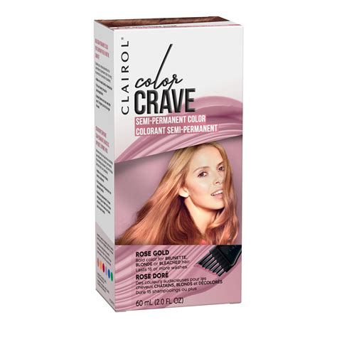 clairol color clairol color crave temporary hair color