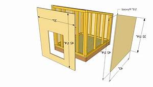 Luxury German Shepherd Dog House Plans - New Home Plans Design