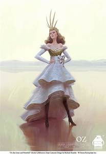 Oz - Glinda Celebration Dress by michaelkutsche on DeviantArt