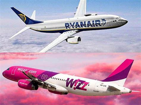 Lēti lidojumi: Ryanair, WizzAir, airBaltic, Norwegian.
