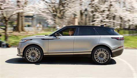 range rover velar 2018 range rover velar gets 300 hp 2 0l turbo the torque