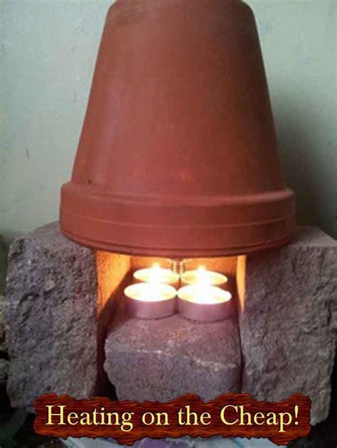heating   cheap flower pot trick