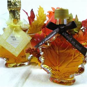 fun fall wedding favors bridegroom september 2014 With fall themed wedding favors