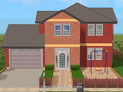 symmetrical houses asymmetrical house iii the sims fan page