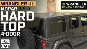Jeep Jk Hardtop Wiring Harness Install