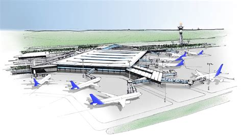 first sketches of western sydney airport revealed cbelltown macarthur advertiser