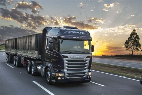 driving efficiency  logistics scania group