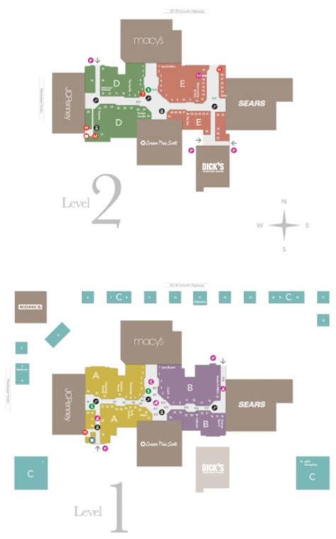 map  southlake mall map merrillville