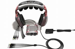 Psyko 51 Xbox 360 Headphones Put Speakers In The Bridge