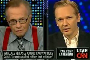 Larry King - Julian Assange - Molestation Charges