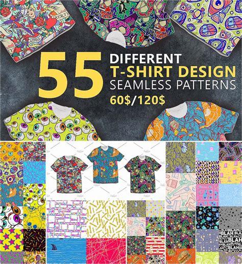 shirt design pattern bundle