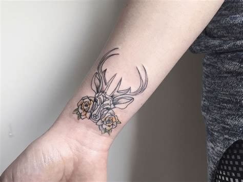 Permalink to Rose Tattoo On Wrist Pinterest