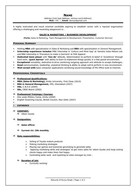 pin  bliss work schlank  resume resume format job