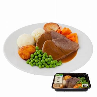 Roast Beef Dinner Dinners Centra