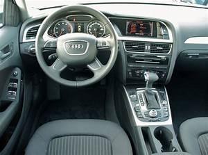 Audi A6 Avant Ambiente : file audi a4 b8 facelift limousine ambiente 1 8 tfsi multitronic eissilber interieur jpg ~ Melissatoandfro.com Idées de Décoration