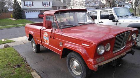 1968 jeep gladiator 1968 jeep gladiator j2000 with ford v8 efi motor na prodej