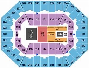 Charleston Coliseum Center Seating Chart Charleston