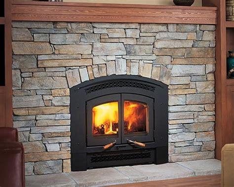 zero clearance wood burning fireplace osburn stratford zero clearance wood stove fireplace