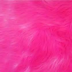 plush easter basket fur fabric hot pink