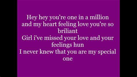 One In A Million Testo Alexandra Stan One Million