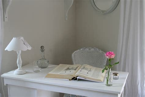 bureau de charme décoration cosy charme inspiration shabby