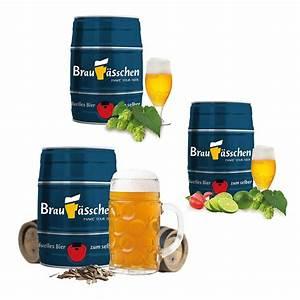 15 Euro Geschenke : bier selber brauen komplett set mit fass ~ Michelbontemps.com Haus und Dekorationen