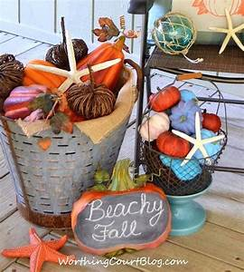 A Blue Orange Decorated Beach Condo Is Decked Out For