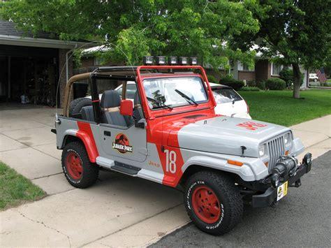 Park Wrangler by Buy Jurassic Park Jeep Wrangler