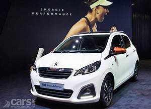 208 Roland Garros : peugeot reveal roland garros special editions and new 108 gt line cars uk ~ Gottalentnigeria.com Avis de Voitures