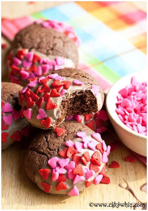chocolate cake mix cookies cakewhiz