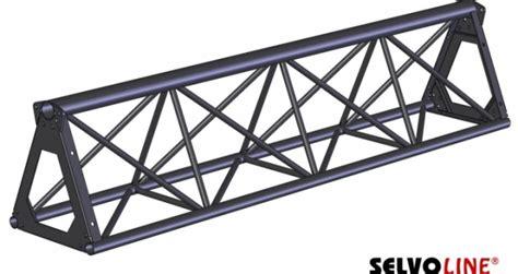 traliccio triangolare traliccio triangolare 40 cm hi load tralicci