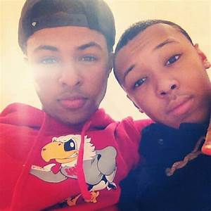 Brothers Diggy & Russell Simmons | Family Affair | Pinterest