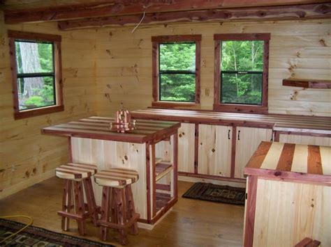 Trophy Amish Cabins, LLC   INTERIORS