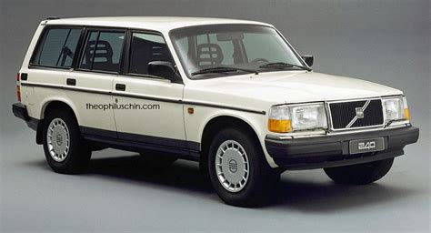 volvo xc    predecessor carscoops