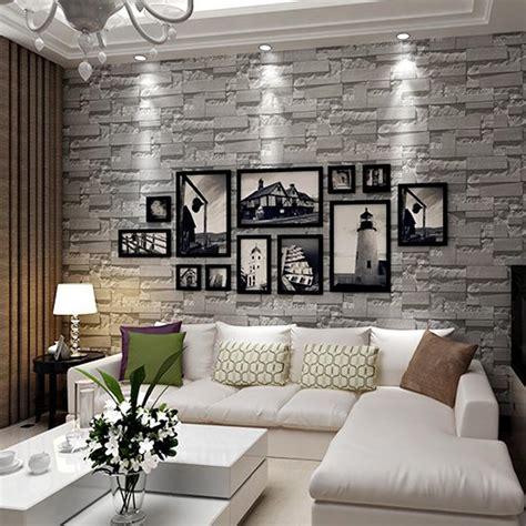 brick stone wallpaper textured wallpaper roll brick
