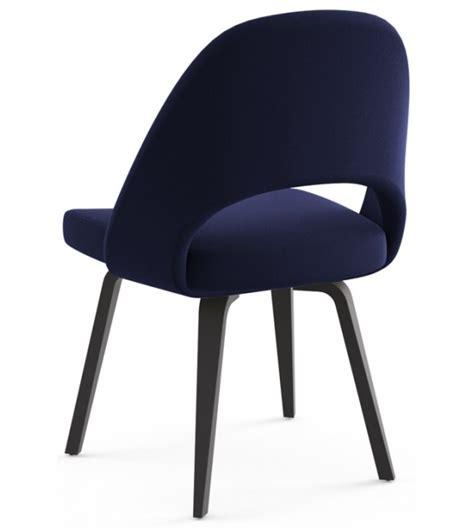 saarinen executive armless chair knoll milia shop