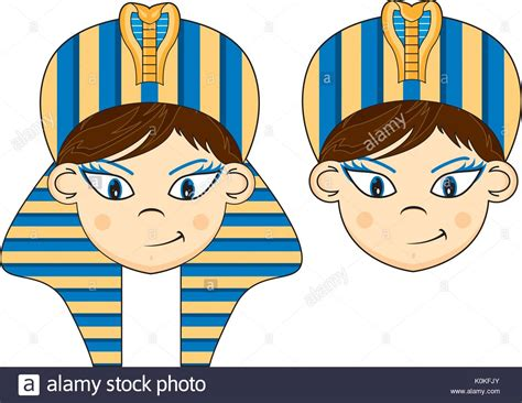 Pharaoh Stock Vector Images