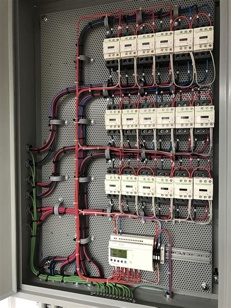 Contactor Panel For Lighting System Cableporn