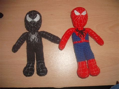 12 Best Marvel Crochet Characters Images On Pinterest