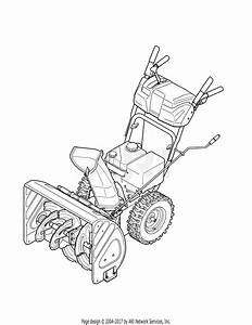 Troy Bilt 31ah64q4711 Storm 2840  2012  Parts Diagram For